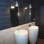 Toilettes restaurant
